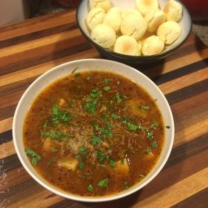 Buns and Soup